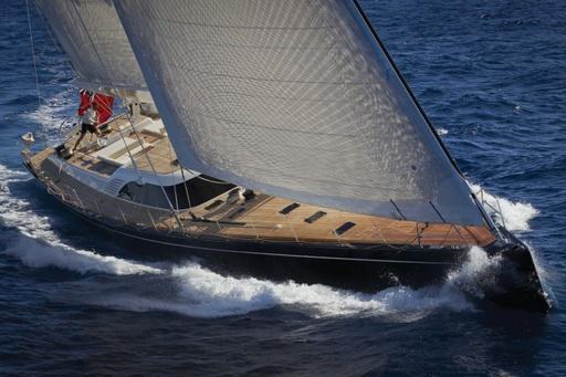 Baltic 112 Yacht Nilaya